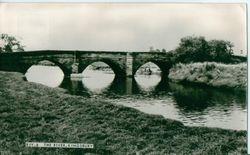 The River And Bridge