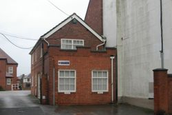 Tamworth old fire station