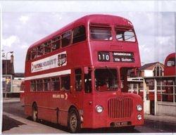 1966 Midland Red