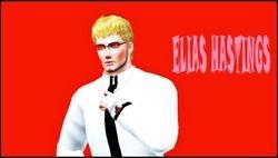 Elias Hasting