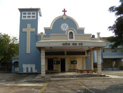 Fatima Mata Church , Chulne