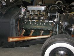 12 Cylinder Flathead Kool