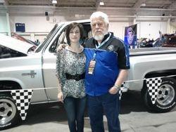 My Daughter & Me MegaSpeed Car Show  2012