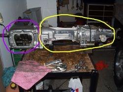 Muncie 4 Speed & Gearvendors Under/Overdrive