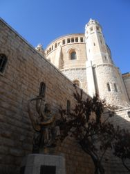 king david_church of the dormition