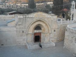mary's tomb church