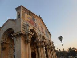 basilica of agony