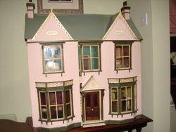 Dollhouse One!  Any Ideas?