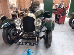 Bentley Workshop