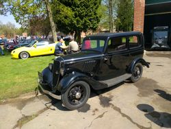 Y type Ford