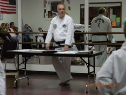 SBN Murray, Head Instructor