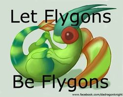 Let Flygons be Flygons