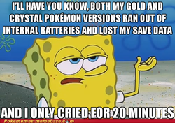 My Gold and Crystal lost their internal batteries