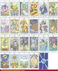 Pokemon Tarots