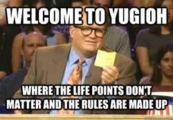 Welcome to Yu-Gi-Oh