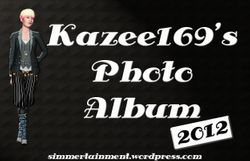 Kazee169's photo album cover