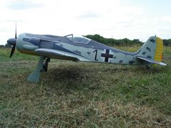 FW190 ready for action