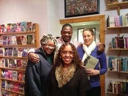 Rufus, Tina, Susan, & Bernadette