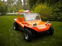 Orange buggy !