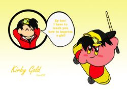 Gold Kirby