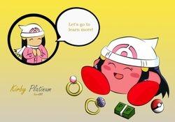 Platinum Kirby