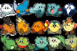 Pokemon Kirby
