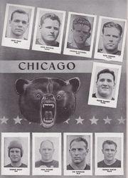 1945 Chicago Bears Program