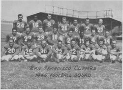 1946 San Francisco Clippers