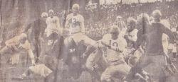 1946 Yanks vs Steelers