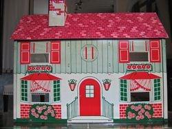 Lovely little Jayline Co. Dollhouse