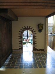 Driveway Front Entrance