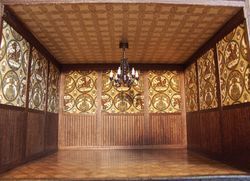 The Inside: Living Room