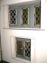 Awesome Metal Windows...