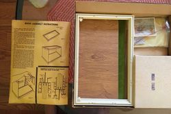 Parts and instructions