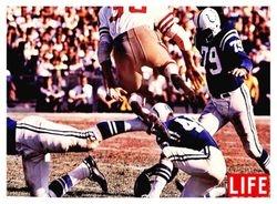 Baltimore Colts, Lou Michaels & Bobby Boyd