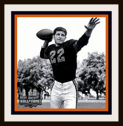 Chicago Bears 1949 rookie George Blanda
