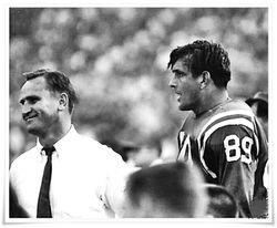 Don Shula & Gino Marchetti