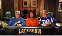 Letterman's nod to Artie
