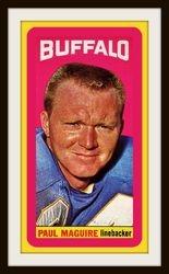 Buffalo Bills Paul Maguire