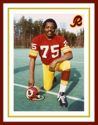 Secretary of Defense - Deacon Jones
