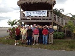 Tiki Hut & the Crew