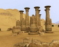Ruins of Karnak