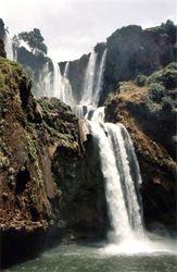 Cascades D'Ouzoud Waterfalls