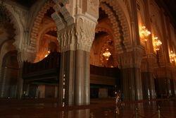 Hassan II Mosque Casablanca's Moorish Influences