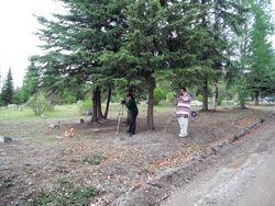 Birch Hill Cemetery Capture ~Fairbanks