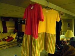 First T shirt Dresses