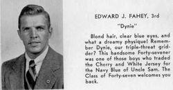 1947, Dyne Faye