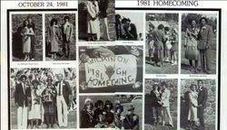 1982,    '81 HomeComing