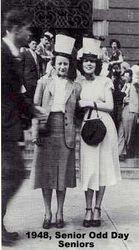 1948 Senior Odd Day