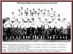 1953 Football team